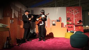 Mandolin and Guitar Duet