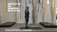 Schulterpresse Einarmig