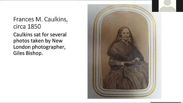 Caulkins recording