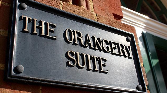 The Orangery Suite & Gardens
