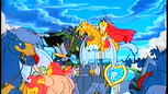 King Arthur and the Knights of Justice Opening