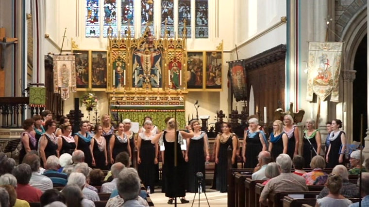 Jane Lilley Singers