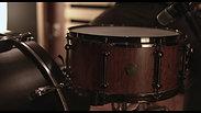 14x6.5 Bubinga Snare