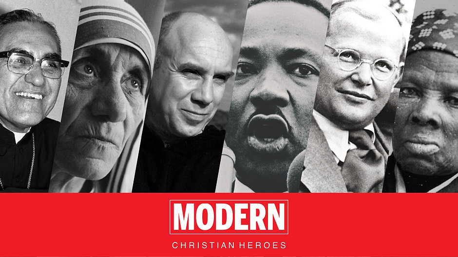 Modern Christian Heroes