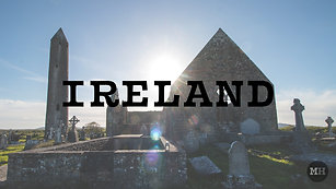 Ireland: A Guinness fuelled travel montage