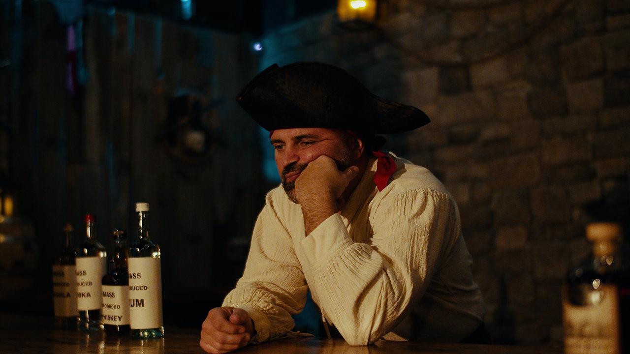 A Romantic Pirate Love Story