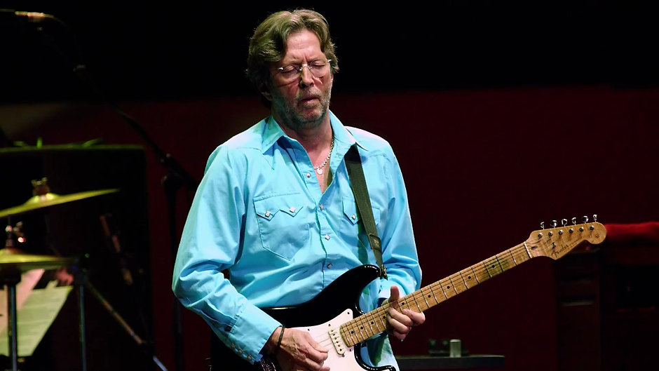 ERIC CLAPTON BELL BOTTOM BLUES
