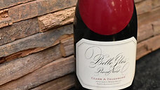 Belle Glos wine presentation