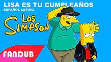 Lisa es tu cumpleaños