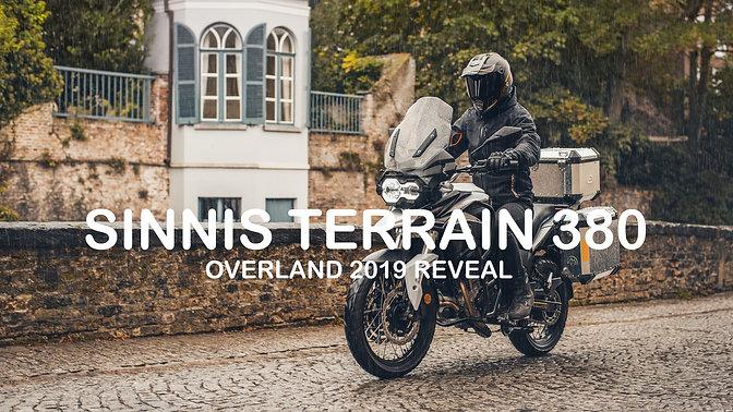 Sinnis Terrain T380 Reveal - Overland 2019