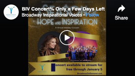 Broadway Inspirational Voices Concert