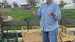 Karel says Composting is Labor of love