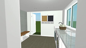 Laundry Room Remodel Concept