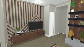 Sutter Mid Century Living Room