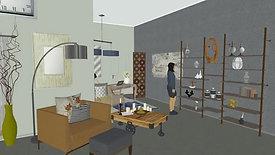 New Business Design Concept