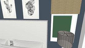 Guest Bedroom Design Concept