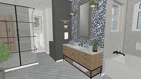 Bathroom Remodel and WIC