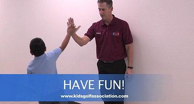 About Kids Golf Association
