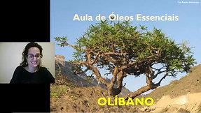 Aula Óleo Essencial de Olíbano