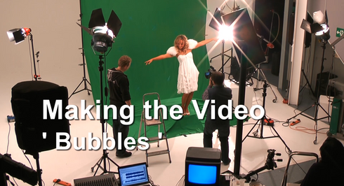Making the Country Music Video - Debbie Nunn 'Bubbles' Behind the Scenes