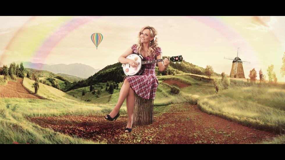 Debbie Nunn - Bubbles (Official Music Video)