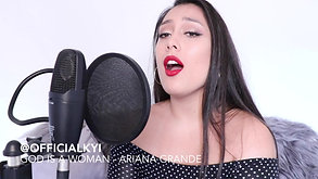 God is a Woman - Kyi Cover