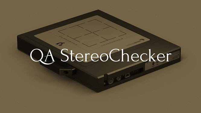 QA StereoChecker