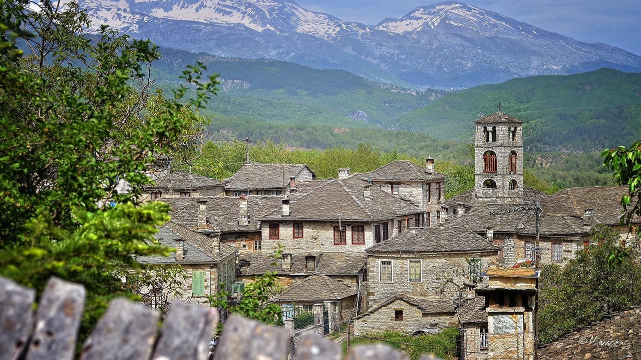 Zagori and the Epirus Coast, Greece