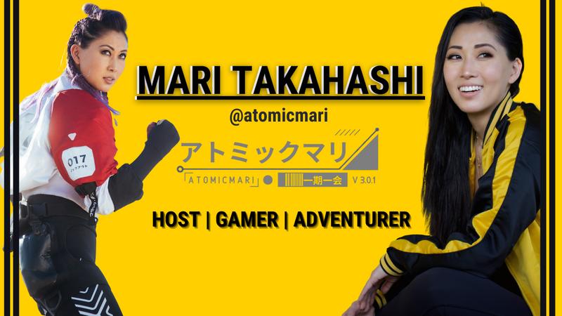 Mari Takahashi Reel