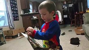 Preston reading