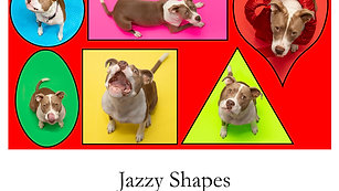 Jazzy Shapes scavenger hunt movie 2020