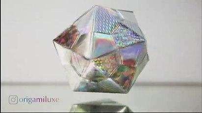 Levitating Origami