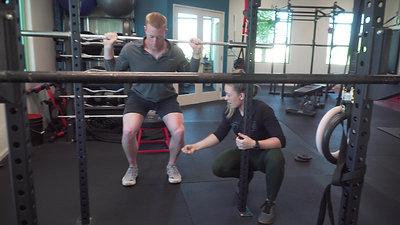 Troubleshooting the Squat