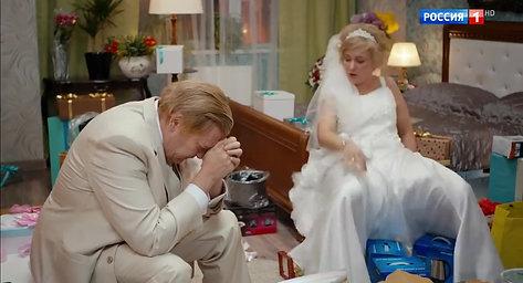 100ЯНОВ и Олеся Железняк. Свадебные подарки
