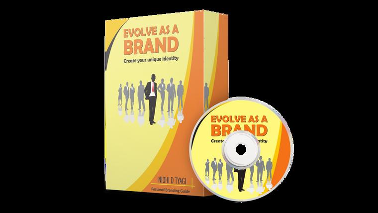 Live Audio Book - Evolve as a Brand