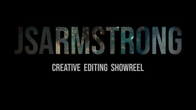 Josh Armstrong Editing Showreel 2020