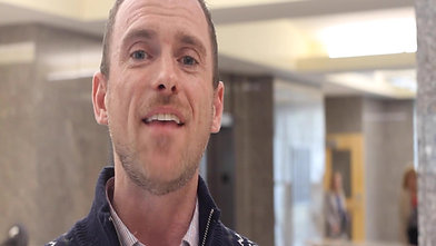 Stephen White, Executive Director of Maine Student Veteran Alliance