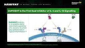 ¨¿Por qué Dupilumab es único? Innovación en el tratamiento del Asma Grave Tipo 2¨