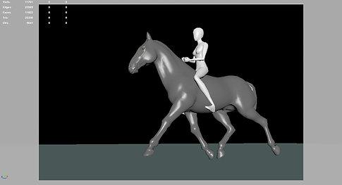 HorseNriderV002