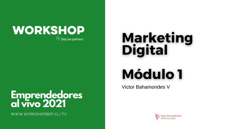 Marketing Digital | Modulo 1