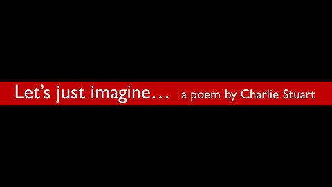 Lets just imagine