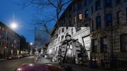 Biggie on his street 1994-2020