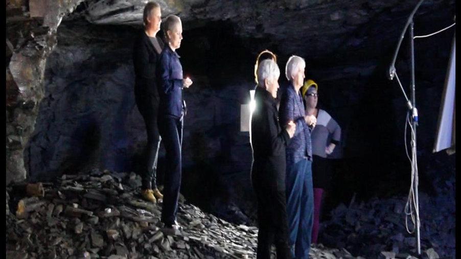 cave photoshoot