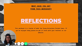 Video 15 Reflections