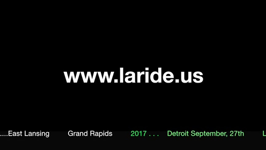 LA Ride Grand Rapids, 2016