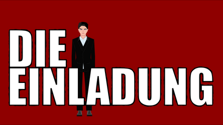 Opening Credits for Die Einladung