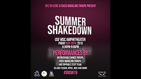 Summer Shake Down