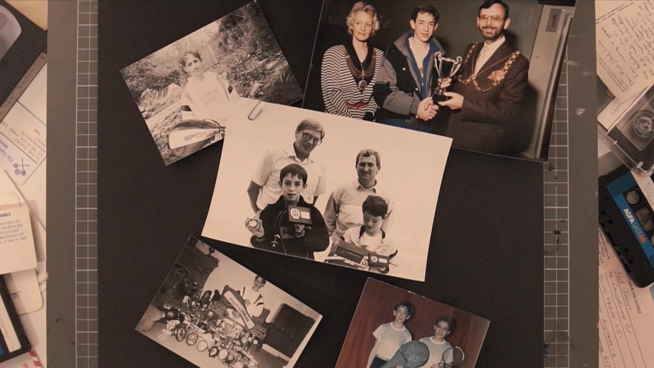 On Squash | documentary