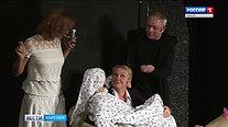 Юбилей Снежана Савельева встречает на сцене