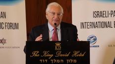 Ambassador Friedman at Israeli-Palestinian International Economic Forum